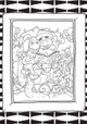 A Muppet Family Christmas Colouring Page