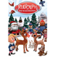 Complete - Rudolph 150 Piece Micro Jigsaw Puzzle In Tube