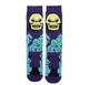 Skeletor 360 Image Crew Socks by Bioworld front