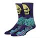 Skeletor 360 Image Crew Socks by Bioworld