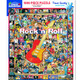 Rock n Roll History 1,000 Piece Jigsaw Puzzle by White Mountain