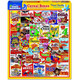 General Mills Cereal Boxes Puzzle