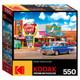 Seligmans Route 66, 550 Piece Kodak Puzzle in Box