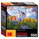 Neuschwanstein Castle 550 Piece Kodak Puzzle in Box