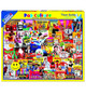 Pop Culture Jigsaw Puzzle by White Mountain Box
