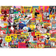 Pop Culture Jigsaw Puzzle by White Mountain