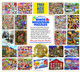 Pop Culture 1000pc Jigsaw Puzzle by White Mountain