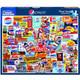 The Pepsi Generation 550pc Puzzle