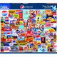Pepsi Generation 550pc Jigsaw Puzzle by White Mountain