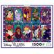 Disney Villains Colourful Collage Puzzle Box
