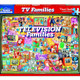 TV Families 1,000 Piece Jigsaw Puzzle by White Mountain