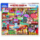Retro Diner Jigsaw Puzzle by White Mountain Box