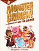 Front of the Box - Monster Crunch Breakfast Battle Game