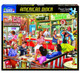 American Diner Jigsaw Puzzle by White Mountain Box