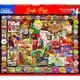 Soda Pop Nostalgia 1000pc Jigsaw Puzzle by White Mountain