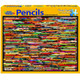 Promotional Pencils 1000 Piece Puzzle by White Mountain Box