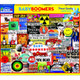 Baby Boomers 1000pc Jigsaw Puzzle by White Mountain