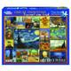 Vincet Van Gogh Puzzle by White Mountain Puzzles