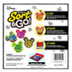 Disney's Mickey Mouse Puzzle Sort & Go Stackable Trays by Ravensburger Box Back View