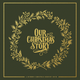 Our Christmas Story: A Modern Christmas Memory Book cover