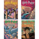 Harry Potter Book Cover Magnets