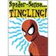 Marvel Comics Spider Sense Tingling Flat Magnet