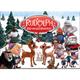 Rudolph Cast Flat Magnet