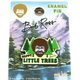 Bob Ross Happy Little Trees Enamel Pin