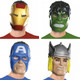 Retro Ben Cooper Marvel Masks
