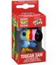 Toucan Sam Froot Loops Funko Pop Keychain in box