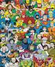 DC Comics Retro Cast Puzzle