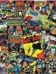 Batman Collage Comics Puzzle