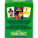 Back - Sesame Street Cast Playing Cards