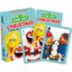 Christmas on Sesame Street Playing Cards