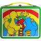 Back - Sesame Street Cast Tin Tote Lunch Box