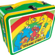 Sesame Street Cast Tin Tote Lunch Box