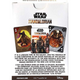 Back - Star Wars The Mandalorian Playing Cards