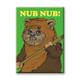 Ewok - Nub Nub!
