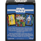 Back - Star Wars Action Figure Playing Cards