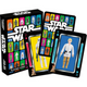 Star Wars Action Figure Cards