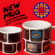 CBC Retro TV Heat Change Mug - Mr Dressup & More
