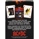 Back - In Rock We Trust AC/DC Cards