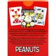Back - Peanuts Gang Playing Cards