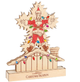 Light-Up Clark Griswold: German-Style Christmas Vacation Tabletop Décor