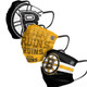 Boston Bruins Pleated Face Masks 3-Pack