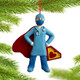 Super Health Care Hero Personalized Ornament
