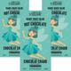 Fairy - Turquoise Hot Chocolate
