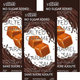 3 Pack - Salted Caramel No Sugar Added