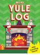 Yule Log With Crackling Sounds kit