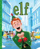 Elf movie Illustrated Story Book